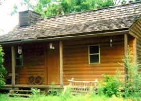 log cabin wheels
